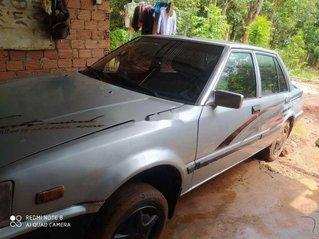 Bán Nissan Stanza năm 1985, màu bạc, xe nhập, giá 35tr