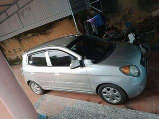 Cần bán xe Kia Morning năm sản xuất 2010, màu bạc, giá tốt