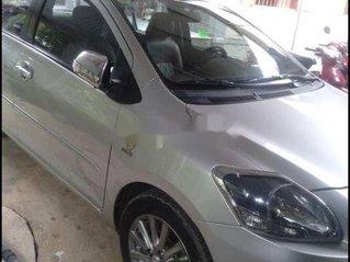 Cần bán lại xe Toyota Vios đời 2012, màu bạc