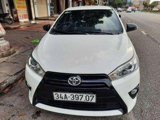 Cần bán gấp Toyota Yaris năm 2014, màu trắng, xe nhập