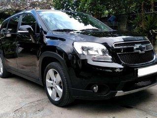 Cần bán Chevrolet Orlando sản xuất năm 2018, màu đen xe gia đình