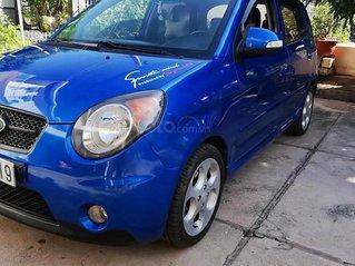 Cần bán Kia Morning năm sản xuất 2008, màu xanh lam, nhập khẩu nguyên chiếc