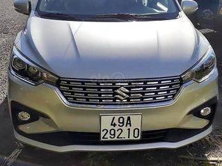 Bán ô tô Suzuki Ertiga đời 2019, màu bạc, nhập khẩu