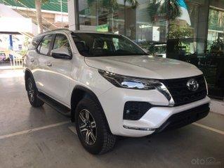 Toyota Hà Đông ưu đãi Khuyến mại rất tốt cho dòng xe Toyota Fortuner 2.4G AT 2021 máy dầu, giao xe ngay