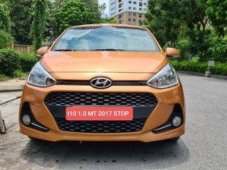 Hyundai i10 1.0L số sàn, bản đủ (stop), xe gia đình, chính chủ bán, miễn trung gian