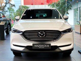 Mazda CX-8 Deluxe - SUV 7 chỗ đích thực dưới 1 tỷ đồng
