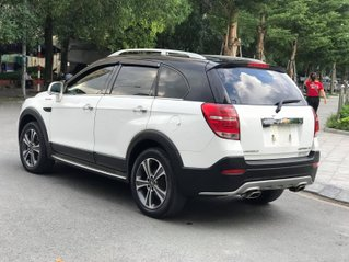 Cần bán xe Chevrolet Captiva đời 2016, màu trắng