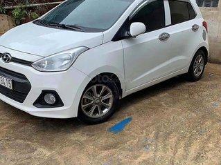 Bán Hyundai Grand i10 sản xuất 2016, màu trắng, nhập khẩu