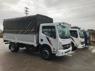 Xe tải Nissan 1t9 tấn thùng dài 4m2 - động cơ Nissan chuẩn Nhật - trả trước 150tr nhận xe