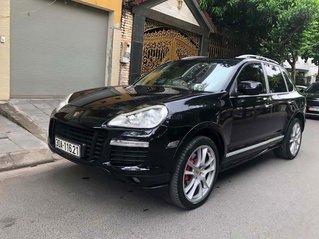 Bán Porsche Cayenne sản xuất 2008, màu đen, nhập khẩu