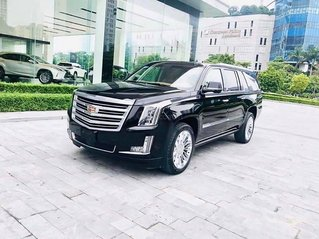 Bán Cadillac Escalade ESV Platinum đời 2016, màu đen, xe nhập