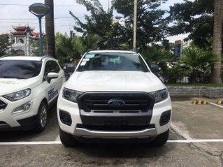 Giá hot Ford Ranger Wildtrak biturbo 2.0L 2020, hỗ trợ vay mua xe lên đến 85% giá trị xe, hỗ trợ lái thử, giao ngay