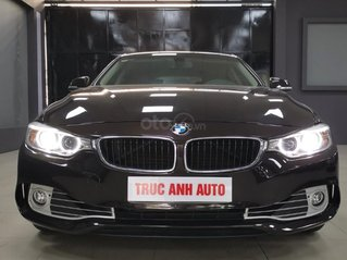 BMW 428i Gran Coupe model 2015