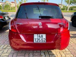 Bán xe Suzuki Swift SX 2015, màu đỏ