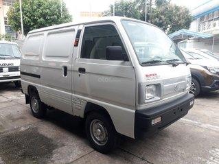 Xe bán tải Suzuki Van chạy giờ cao điểm, trả trước 80 triệu, xe giao ngay