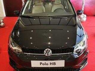 Volkswagen Polo Hatchback sản xuất 2020 màu đen - Khuyến mãi tháng 10 giảm ngay 11 triệu và quà tặng