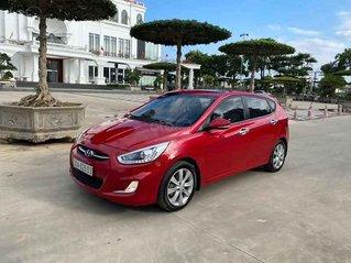 Cần bán Hyundai Accent sản xuất 2015, màu đỏ, nhập khẩu
