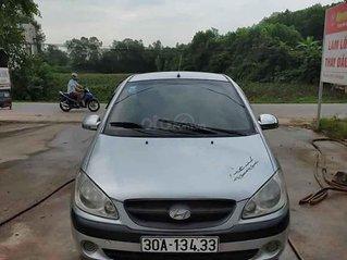 Bán xe Hyundai Getz sản xuất 2008, màu bạc, nhập khẩu