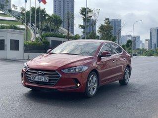 Cần bán gấp chiếc Hyundai Elantra đời 2017 màu đỏ, xe giá thấp, còn mới hoàn toàn