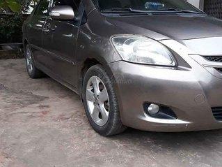 Bán ô tô Toyota Vios 1.5E sản xuất 2008, màu nâu