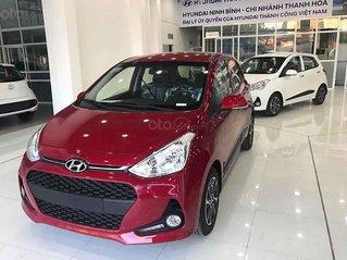 Bán xe Hyundai Grand i10 đời 2020, màu đỏ, mới hoàn toàn