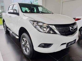 Cần bán Mazda BT 50 đời 2019, màu trắng. Giá cực ưu đãi