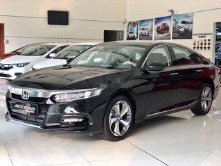 Bán Honda Accord đời 2019, màu đen, nhập khẩu