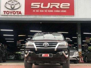 Bán Toyota Fortuner đời 2019, màu đen, xe nhập