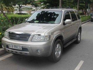 Bán Ford Escape năm sản xuất 2008, màu bạc còn mới