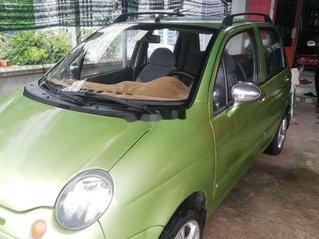 Cần bán Daewoo Matiz đời 2007, màu xanh lam còn mới
