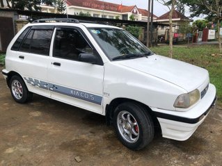 Cần bán lại xe Kia CD5 đời 2003, màu trắng, nhập khẩu