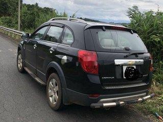 Cần bán lại xe Chevrolet Captiva sản xuất năm 2008, màu đen, xe nhập xe gia đình giá cạnh tranh