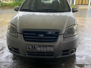 Xe Daewoo Gentra đời 2009, màu bạc còn mới, giá tốt