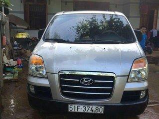 Bán Hyundai Starex đời 2007, màu bạc, nhập khẩu nguyên chiếc còn mới