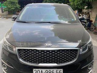 Bán xe Kia Sedona sản xuất 2016, màu đen, 760tr