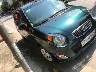 Cần bán gấp Kia Morning sản xuất 2012, màu xanh