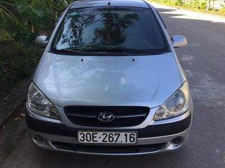 Cần bán xe Hyundai Getz năm sản xuất 2009, màu bạc, nhập khẩu nguyên chiếc