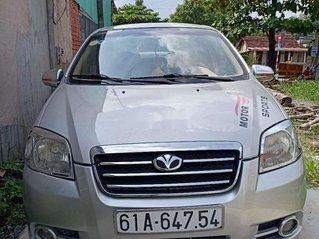 Cần bán xe Daewoo Gentra sản xuất năm 2009, màu bạc giá cạnh tranh