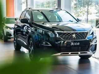 Bán Peugeot 3008 sản xuất 2020, màu đen