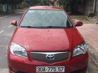 Cần bán Toyota Vios năm sản xuất 2004, số sàn