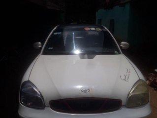 Bán Daewoo Nubira đời 2001, màu trắng, nhập khẩu còn mới