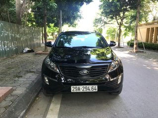 Cần bán gấp Kia Sportage năm 2011, màu đen, nhập khẩu nguyên chiếc chính chủ giá cạnh tranh