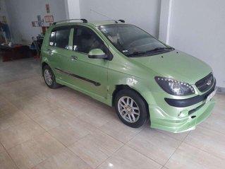 Cần bán Hyundai Getz 2010, nhập khẩu, màu xanh