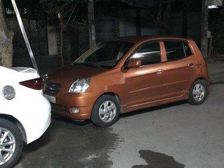 Bán ô tô Kia Morning năm 2006, màu nâu, nhập khẩu nguyên chiếc