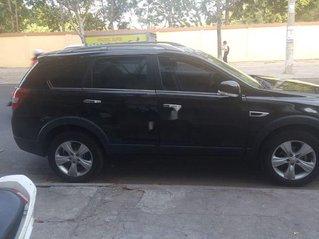 Bán Chevrolet Captiva sản xuất năm 2013, màu đen, nhập khẩu