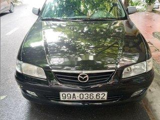 Bán ô tô Mazda 626 đời 2002, màu xám
