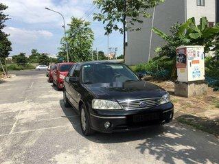 Bán Ford Laser đời 2005, màu đen, giá chỉ 165tr