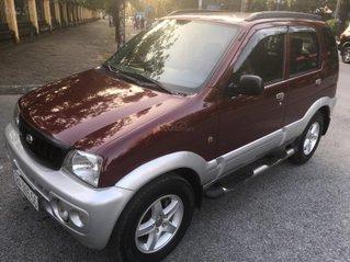 Cần bán gấp xe Daihatsu Terios 2003 số sàn