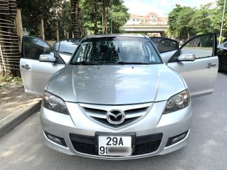 Chính chủ bán Mazda 3 2.0S 2009 bản full option nhập khẩu nguyên chiếc biển TNHN 5 số, đi 12000km, xe cực chất