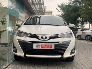 Toyota Vios 1.5G 2020 qua sử dụng nhưng mới 99%